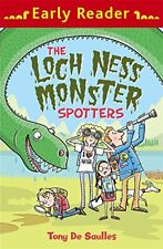 The Loch Ness Monster Spotters (Early Reader) by De Saulles, Tony Book The Fast