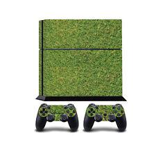 Césped Artificial PS4 Playstation 4 Cobertor Vinilo/Playstation 4 PS4 Pegatina
