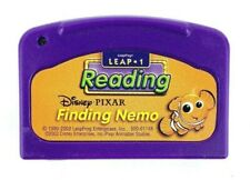 Leap Pad Leap Frog Finding Nemo Replacement Cartridge Disney Tested & Working