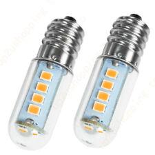 2pcs E14 3W Warm White LED Corn Light 220-240V Mini Bulb Lamp Bed Refrigerator