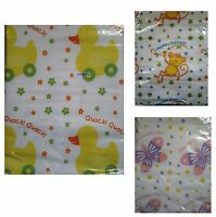 1 Folding Travel Baby Changing Mat Assorted Design Wipe Clean Portable Nappy Bag