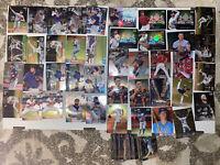 100x LOT 2020 Topps Stadium Club Chrome Rookie RC Stars Legends Base Chrom Cards