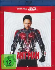 Ant-Man -  3D Blu-ray  - NEU/OVP  - Paul Rudd - Michael Douglas