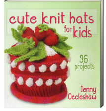 Cute Knit Hats for Kids : 36 Projects by Jenny Occleshaw (2013, Paperback)