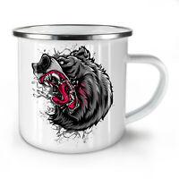Angry Beast Angry NEW Enamel Tea Mug 10 oz | Wellcoda
