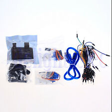Funduino UNO R3 + 2pcs SG90 Servo + PTZ Kit + Jumpers for Arduino DE