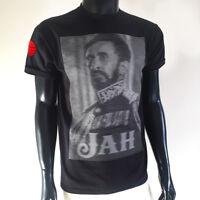 Rastafari Lion IV T-Shirt Rasta Löwe Jah Babylon Irie Reggae Jamaika Afrika Ska