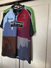 harlequins rugby shirt xxl