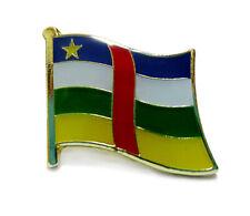 Lapel Pin Flag Pin Centranl African National Flag Metal