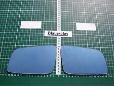 Außenspiegel Spiegelglas Ersatzglas Opel Astra G ab 1998-2004 Li ods Re sph Blau