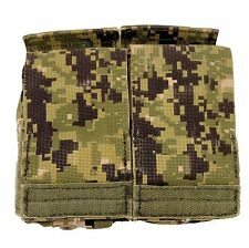 AOR2 M4 AR15 Double Mag Pouch w/ Kydex Insert Eagle Industries Navy Seal Devgru