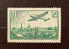 Poste Aérienne  N° 14  *** Neuf Sans Charnière ***  Signé  TTBE  Cote 2000€