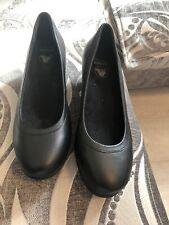 Crocs Black Shoes Size 4