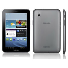 Samsung Galaxy Tab 2 7.0 GT-P3110 16GB, WLAN, 17,8 cm (7 Zoll) - Titanium Silber