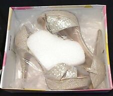 "New in the box Sz 10 Delicious Jenice-s Penny-Shimery 5"" Stiletto Heels"