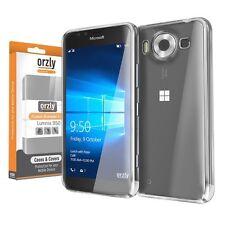 Lumia 950 Case Orzly Fusion Bumper Case Cover for Microsoft Lumia 950 - Clear