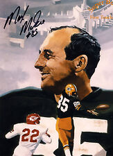 """MAX McGEE Green Bay Packers AUTOGRAPHED 8x10 PHOTO ~ """"1st TD in SUPER BOWL #1"""""""