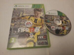 Fifa 17 - UK PAL Xbox 360 Game GC 2017