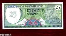SURINAME (25 Gulden 1985) FDS./UNC.