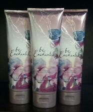 3 BATH & BODY WORKS BE ENCHANTED TRIPLE MOISTURE BODY CREAM LOTION SIGNATURE LOT