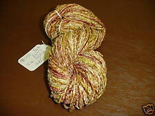 Rayon Space Dyed Chenille Yarn 600 ypp 1 Skein 4oz.#5