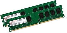 2x 4GB 8GB DDR2 RAM Speicher für P5QL P5QL-E P5QL-CM 800 Mhz Markenspeicher