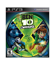 Ben 10 Omniverse PLAYSTATION 3 (PS3) Action / Adventure (Video Game)