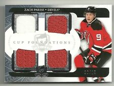 2011-12 Upper Deck The Cup Foundations Jersey ZACH PARISE  Serial # 6/25