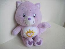 "10"" Care Bear Cousins~ BRIGHT HEART RACCOON Plush Stuffed Animal"