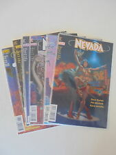 DC Vertigo Nevada n. 1-6 US COMIC stato 1 -
