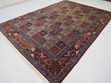 Incredibilmente bello Tapis persan cm 293x201 Tappeto Orientale N. 5871 con seta accoglie