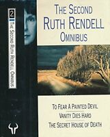 Ruth Rendell Omnibus The Face of Trespass A Judgement in Stone  .9780091779856