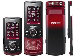 "3.15MP Unlocked Samsung S5200 Metro 5200 2.1"" 2G GSM 850 / 900 / 1800 / 1900"