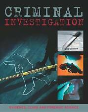 "Criminal Investigation (Crime Investigation)  ""AS NEW"" Book"