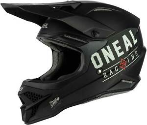 O'Neal 3 Series Helmet - MX Motocross Dirt Bike Off-Road MTB ATV Adult Men Women