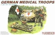 Dragon 6074 1/35 German Medical Troops