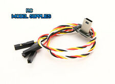 MOBIUS USB AV OUT FPV Video Cable with Charging FATSHARK IMMERSION RC QUAD UK