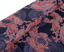 Jersey Stoff Öko tex Stoff Streublümchen Blumen dunkelblau hellblau blau 22121