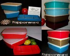 Tupperware Stow n Go cash box ~craft organizer ~sewing ~scrapbook ~Tuppercraft