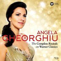 ANGELA GHEORGHIU-THE WARNER CLASSICS RECITALS  7 CD NEW+