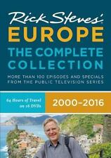 Rick Steves: Europe - Rick Steves' : The Complete Collection, 2000-2016 by Rick
