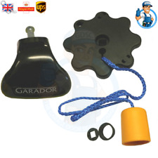 Garador Hormann Garage Door Outside Handle KIT Internal Rope Lock Locking Handle