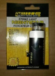 HT Night Star Tip Up Strike Light (Two Color Dual Light System Yellow or Red)