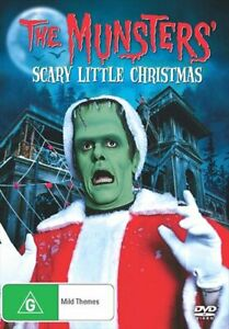 Munsters - Scary Little Christmas, The DVD