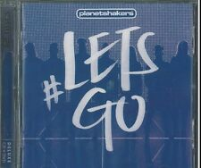 Lets Go by Planetshakers - Deluxe Edition (CD + DVD) New