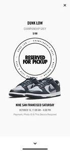 Nike Dunk Low Georgetown Championship Grey DD1391-003 Size 9.5M  Will Ship ASAP