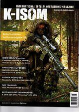 K-ISOM 5/2014 Internat. Special Operations Magazin d. Elite & Spezialeinheiten