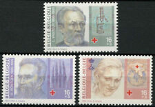 Mint Never Hinged/MNH Red Cross Belgian & Colonies Stamps