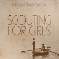 SCOUTING FOR GIRLS s/t 2017 10th Anniversary Edition 2-CD album NEW/SEALED