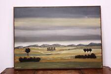 Quadro / Dipinto / Painting olio su tela / oil on canvas del 900 XX secolo